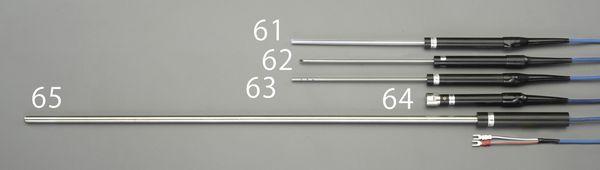 【メーカー在庫あり】 φ5.0x150mm K熱電対センサー 000012291496 HD店