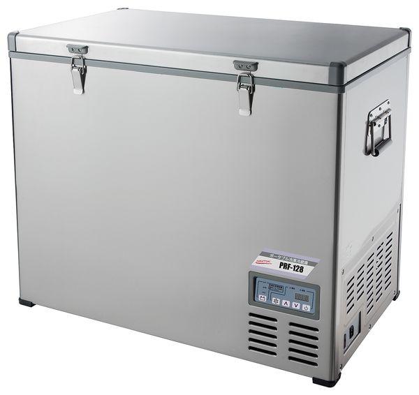 【メーカー在庫あり】 DC12V,24V/AC100V(128L)冷凍冷 000012291649 HD店