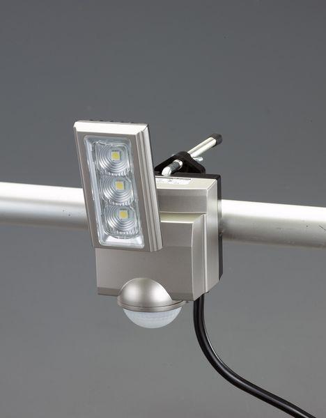 【メーカー在庫あり】 AC100V/11W LEDセンサーライト(1灯) 000012295945 HD店