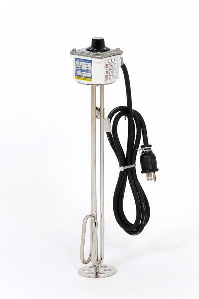 【メーカー在庫あり】 AC100V/ 1kW 投込みヒーター(空焼き 000012292437 HD店