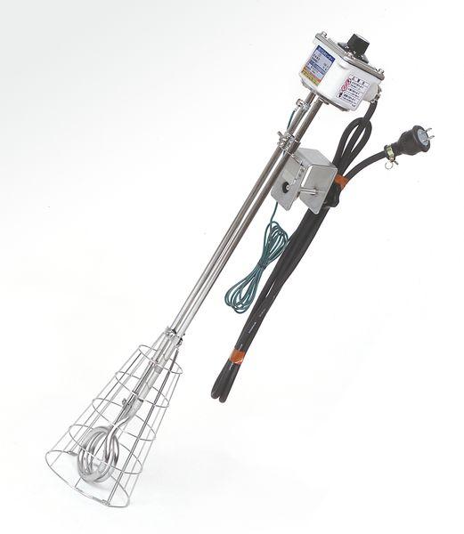 【メーカー在庫あり】 AC100V/ 1kW 樹脂ペール用ヒーター 000012292443 HD店