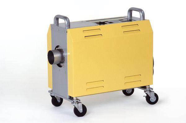 AC100V/1.2kW 温風発生機 000012292517 HD店