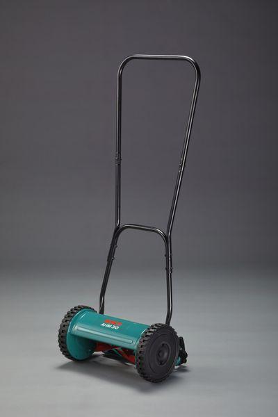 【メーカー在庫あり】 300mm 芝刈機(手押し式) 000012294747 HD店