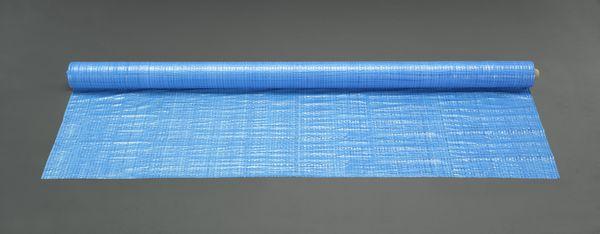 【メーカー在庫あり】 1.8x100m 床面養生シート(ブルー) 000012292608 HD店