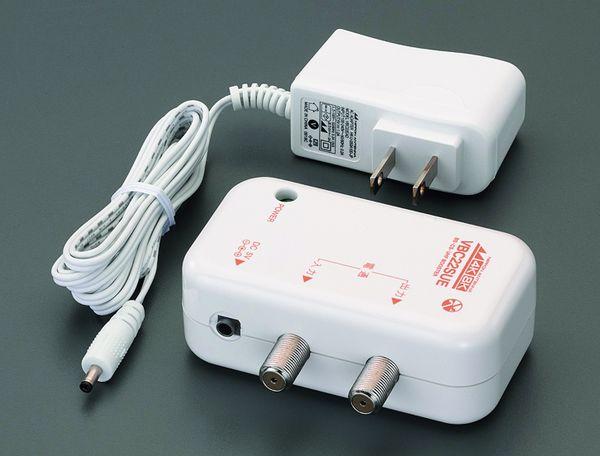 【メーカー在庫あり】 UHF(Vパス)・BS/CS用卓上ブースター 000012297837 HD店