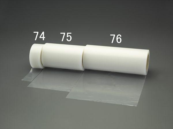 【メーカー在庫あり】 300mmx100m 表面保護シート(透明) 000012292990 HD店