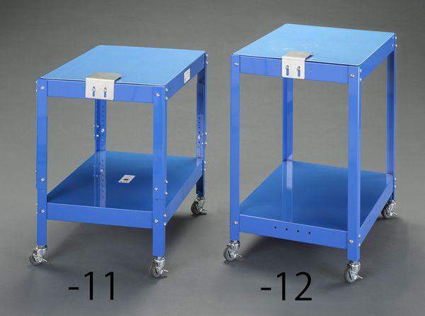 【メーカー在庫あり】 450x600x700mm ワークテーブル(キャスター 000012293895 HD店