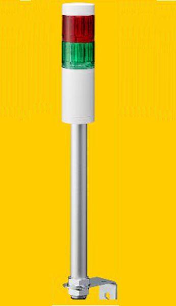 【メーカー在庫あり】 AC/DC24V LED小型積層信号灯( 000012287083 HD店