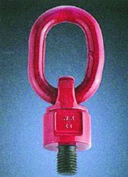 【メーカー在庫あり】 3.15ton/M24x30mm スイベル吊環 000012295393 HD店