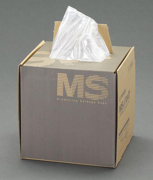 【メーカー在庫あり】 200L シュレッダー用ごみ袋(ひも付 000012286670 HD店