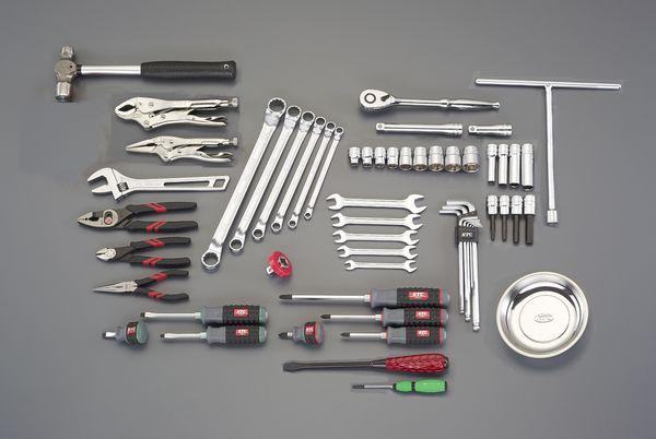 【メーカー在庫あり】 [56個組] 工具セット EA612SB-11 HD店