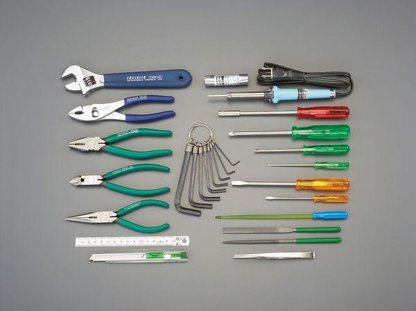 【メーカー在庫あり】 [20個組] 工具セット EA612SE-5 HD店