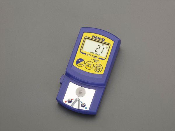 【メーカー在庫あり】 [半田鏝用]こて先温度計 EA701AE-1A HD店
