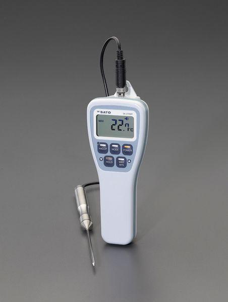 【メーカー在庫あり】 -40゚/+250℃ デジタル温度計(標準 EA701SC-2B HD店