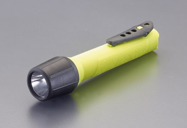 【メーカー在庫あり】 [単2x3本] フラッシュライト/LED(防爆構 EA758SD-68 HD店