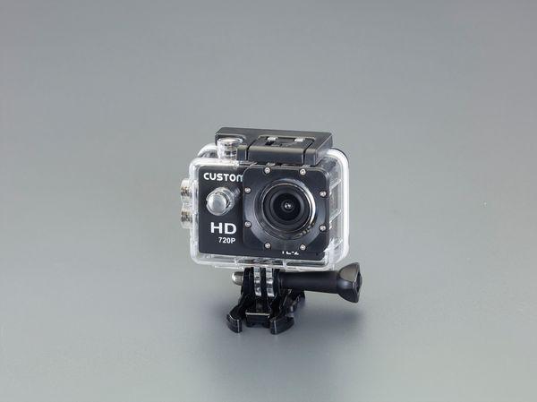 【メーカー在庫あり】 [130万画素]ウェアラブルカメラ EA759GC-32 HD店