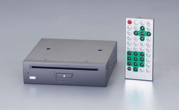 【メーカー在庫あり】 DC12V DVDプレイヤー EA763AA-134 HD店