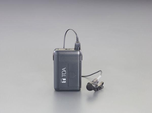 【メーカー在庫あり】 [単3x1本] ワイヤレスマイク(800MHz帯) EA763CF-19 HD店