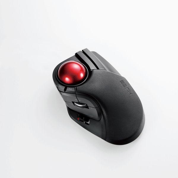 【メーカー在庫あり】 [単3x2本] ワイヤレストラックボールマウス EA764AA-171 HD店