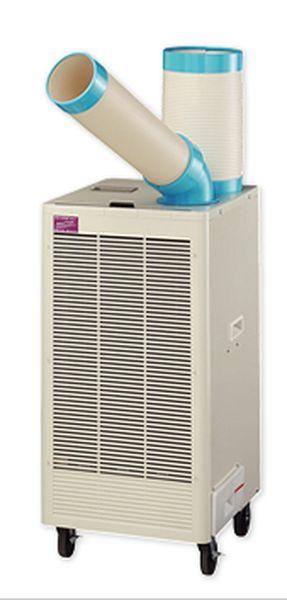 【メーカー在庫あり】 AC100V スポットエアコン(一口型) EA897TE-2 HD店