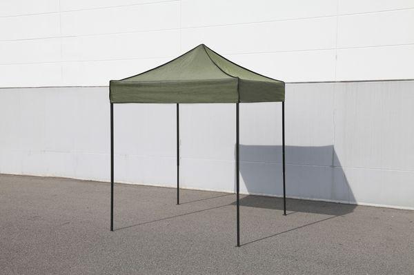 【メーカー在庫あり】 2.0x2.0m 四脚テント(OD色) EA915-17A HD店