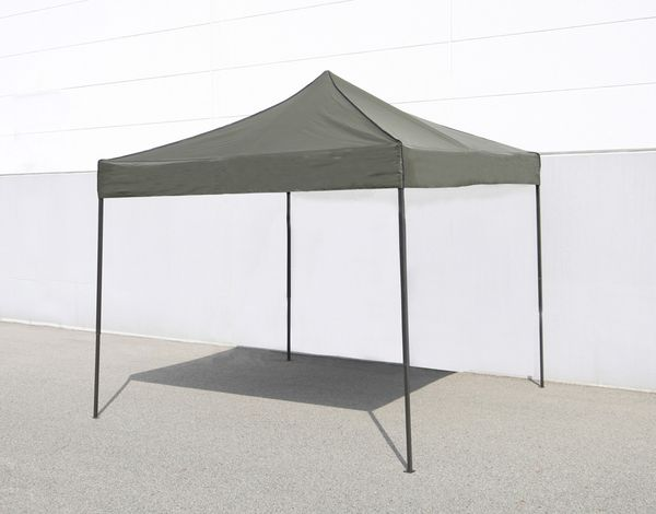 【メーカー在庫あり】 3.0x3.0m 四脚テント(OD色) EA915-18A HD店
