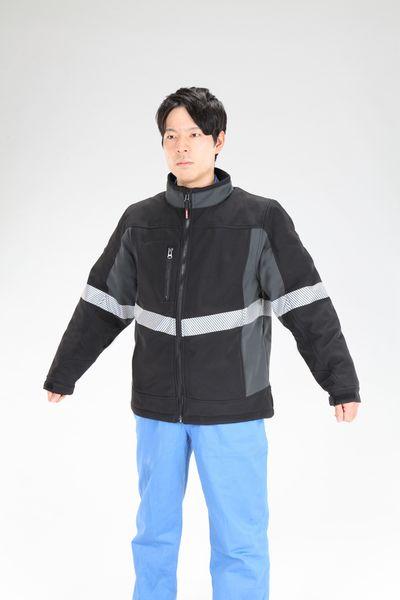 【メーカー在庫あり】 [XL]防寒ジャケット EA915GD-163 HD店