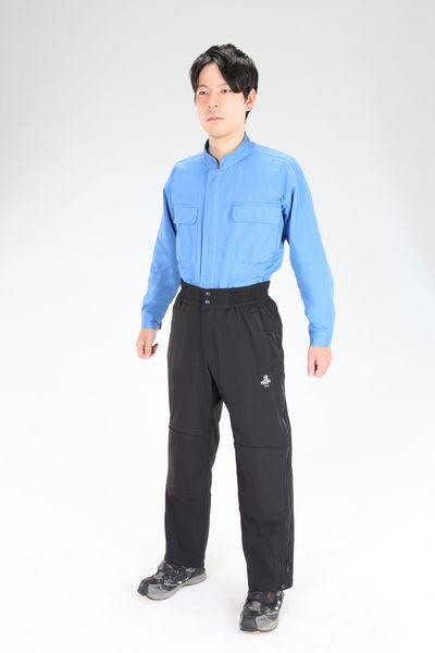 【メーカー在庫あり】 [XL]防寒ズボン EA915GD-193 HD店