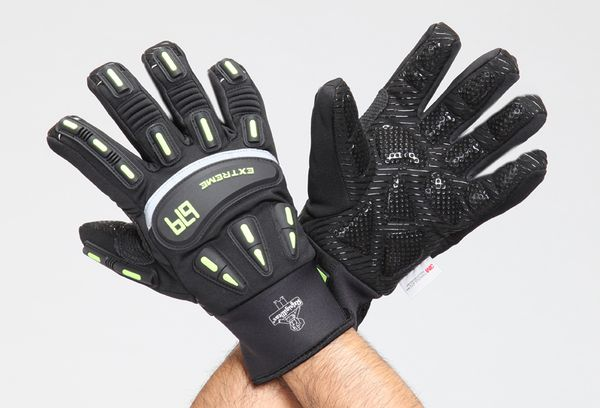 【メーカー在庫あり】 [L] 手袋(防寒-34℃) EA915GF-142 HD店