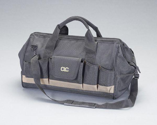 【メーカー在庫あり】 280x457x305mm ツールバッグ(25ポケット EA925C-43 HD店