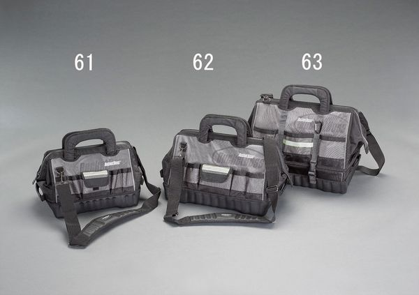 【メーカー在庫あり】 457x279x304mm ツールバッグ(反射付 EA925MG-62 HD店
