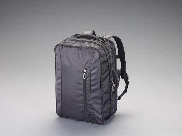 【メーカー在庫あり】 430x290x140mm バックパック(黒) EA927BH-64 HD店