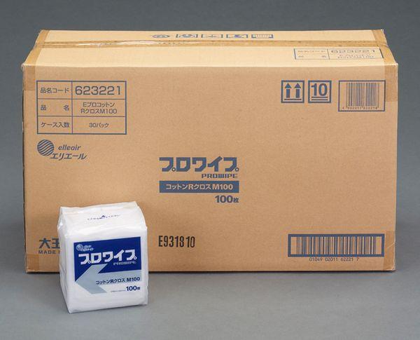 【メーカー在庫あり】 250x250mm 工業用ワイパー(30パック EA929AE-52B HD店
