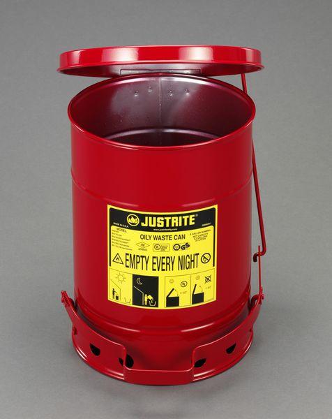 【メーカー在庫あり】 φ408x514mm/52L 工業用ダスト缶( EA991JS-13 HD店