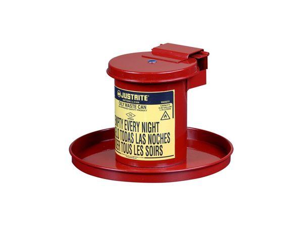 【メーカー在庫あり】 φ178x267mm/ 2L 工業用ダスト缶( EA991JS-31 HD店