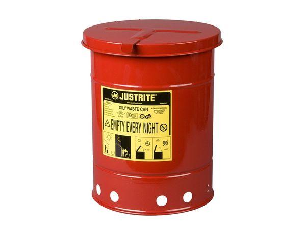 【メーカー在庫あり】 φ302x403mm/20L 工業用ダスト缶( EA991JS-33 HD店