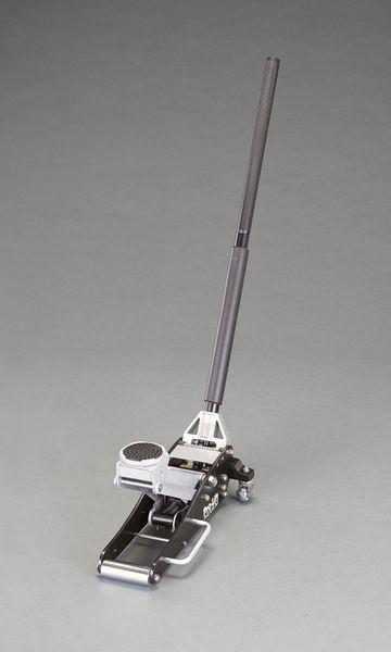 【メーカー在庫あり】 1.5ton/ 98-473mm トロリージャッキ(低 EA993LD-21 HD店