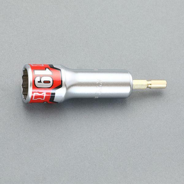 エスコ ESCO 17mm EA612AA-217 通常便なら送料無料 HD店 電ドルソケット オンラインショップ