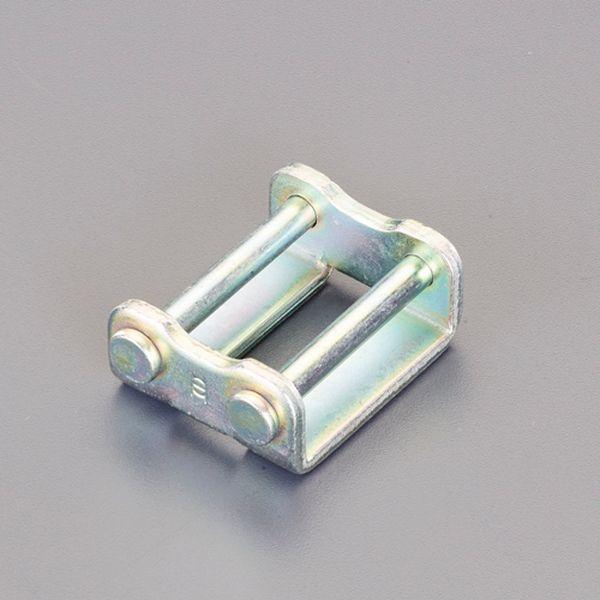 メーカー在庫あり エスコ ESCO 20mm ベルト締機用止金具 スチール製 即納送料無料 HD店 10個 通販 EA628PM-211