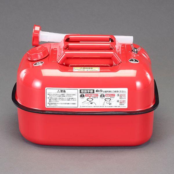 メーカー在庫あり エスコ ESCO 20L ランキングTOP5 正規品送料無料 ガソリン携行缶 UN KHK適合 HD店 EA991HB-124A