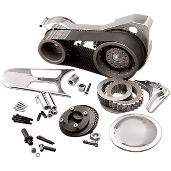 【USA在庫あり】 ベルトドライブ Belt Drives 8mm 3インチ ベルトドライブ キット ロックアップクラッチ 90年-93年 FXR 1120-0265 HD店