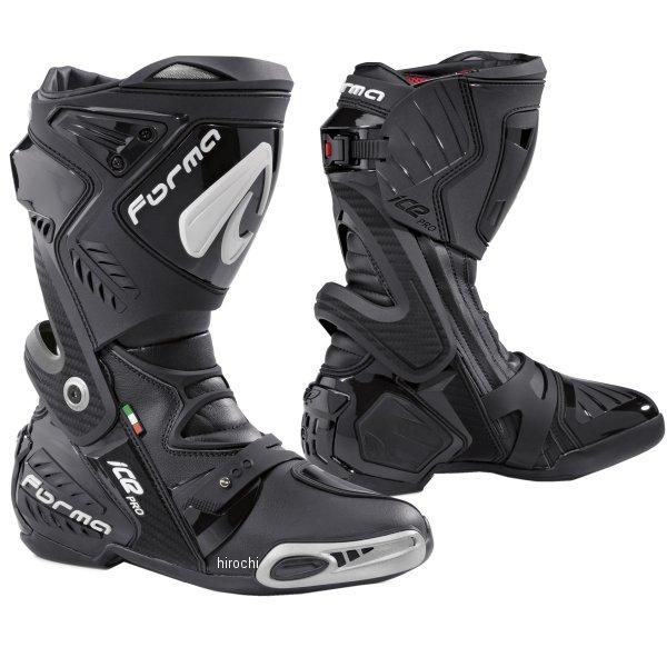 【メーカー在庫あり】 フォーマ FORMA ブーツ ON ICE PRO 黒 42サイズ 26.5cm 4950545115522 HD店