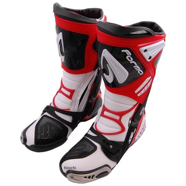 【メーカー在庫あり】 フォーマ FORMA ブーツ ON ICE PRO 赤 44サイズ 27.5cm 4950545115683 HD店