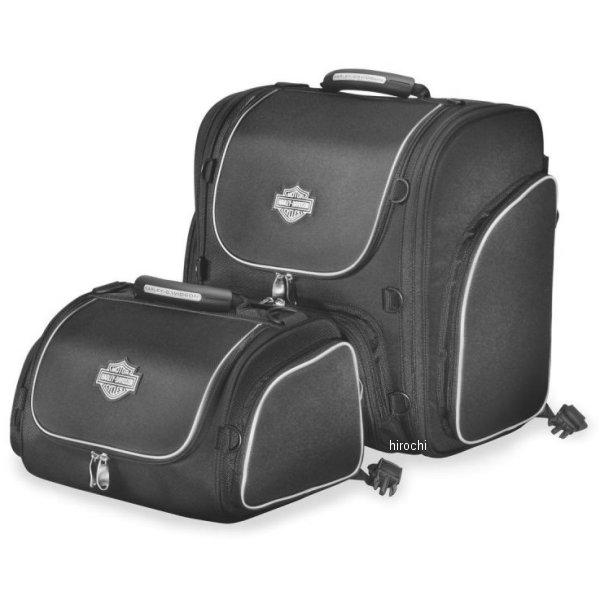 【USA在庫あり】 ハーレー純正 ツーリングバッグ 大小2つのバッグセット 93300003 HD店