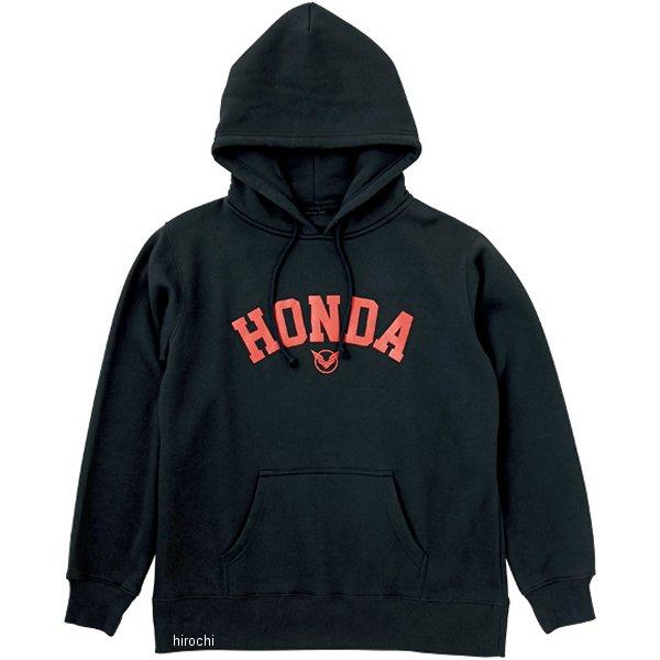 ホンダ純正 2017年秋冬モデル Honda×YOSHIDA ROBERTO 「Honda」プルオーバーパーカー 黒 Sサイズ 0SYTK-X5K-K HD