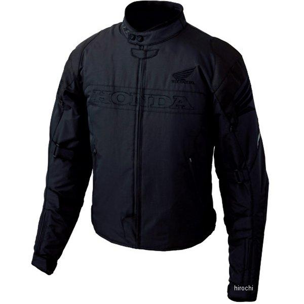 ホンダ純正 秋冬モデル ウインターストリームジャケット 黒 4Lサイズ 0SYES-X3W-K HD店