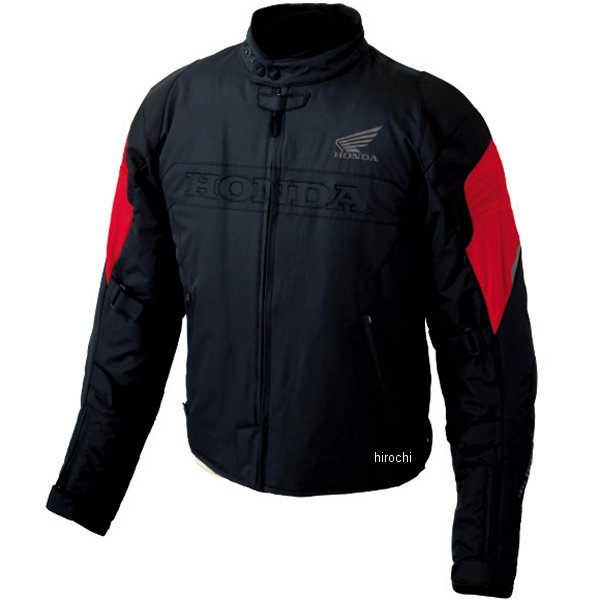 ホンダ純正 秋冬モデル ウインターストリームジャケット 赤 Lサイズ 0SYES-X3W-R HD店