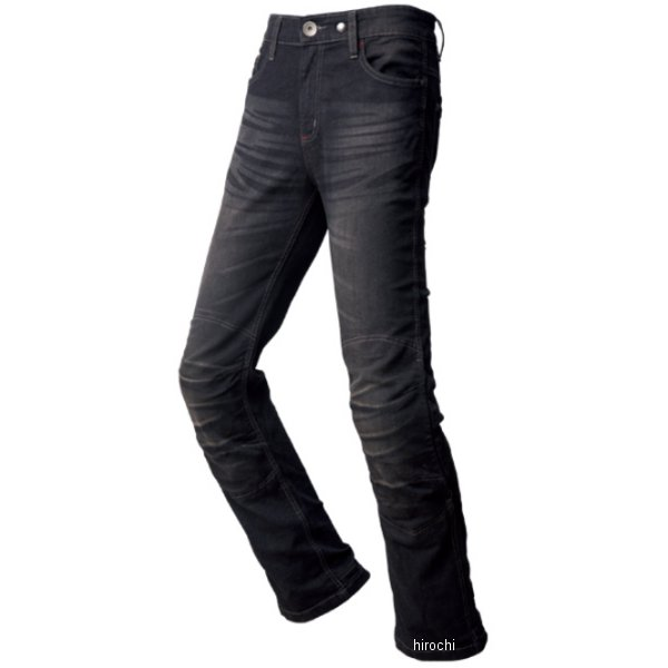 ホンダ純正 2018年春夏モデル プロテクトストレッチデニムジーンズ 黒 Mサイズ 0SYEJ-Y2E-K HD