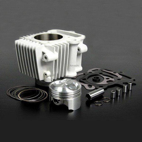 SP武川 スーパーヘッド+R 124cc用 ハイコンプピストン & シリンダーキット モンキー ゴリラ CRF50F XR50R 01-04-8013 HD店