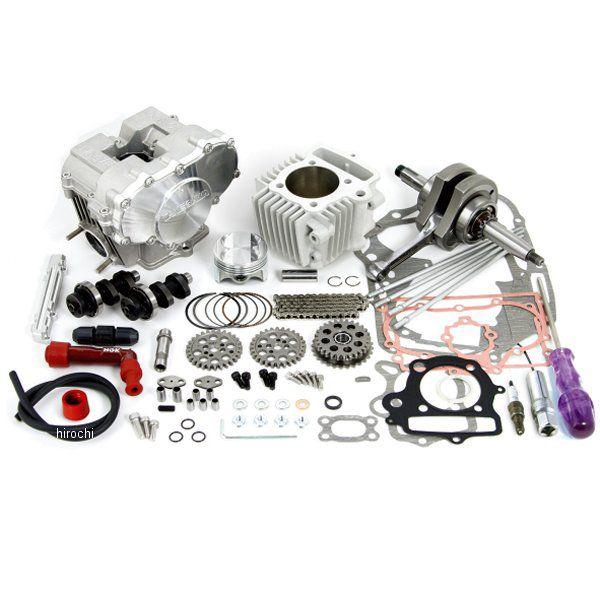 SP武川 DOHC ボア&ストロークアップキット 124cc 2点支持クランクシャフト 01-06-6041 HD店